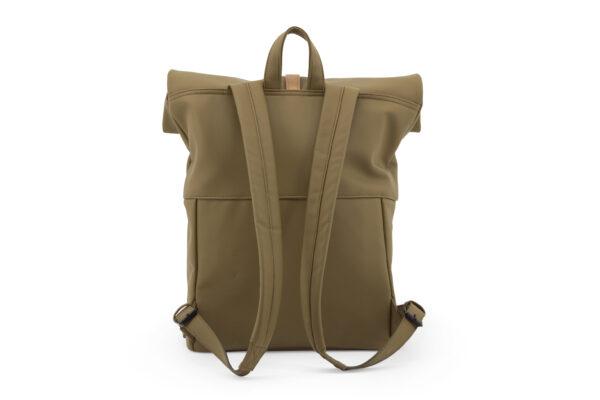 backpack olive achterkant