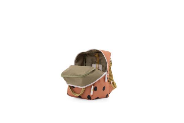 small backpack freckles binnenkant