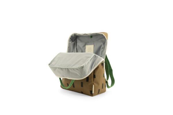 binnenin large backpack