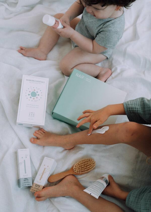 Naïf New born essentials