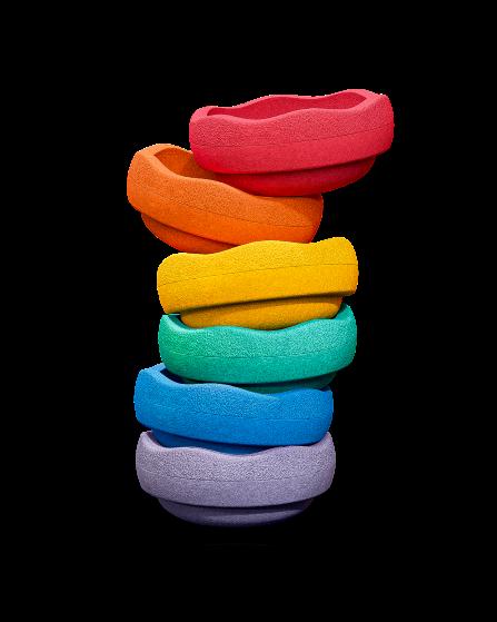 stapelstein rainbow