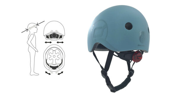 scoot and ride helm