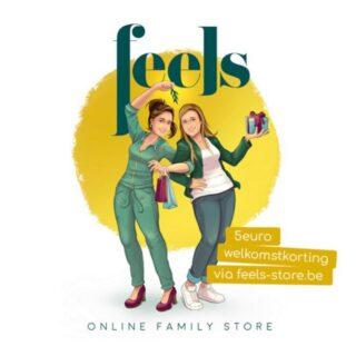 ✨NOG 2 DAGEN!!✨ . Schrijf je in via www.feels-store.be voor onze nieuwsbrief en ontvang een welkomstkorting van €5! . #teamfeels #welcometothefeelsfamily #feelsladies #feelsgreat #funmetfeels #feelsstore #elsvanfeels #femkevanfeels #onlineshop #mompreneurs #trends #startingabusiness #onlinefamilystore #ondernemenisvrouwelijk #westvlaamsondernemen #babyinred #welkomstkorting #welkomstgeschenk #nieuwsbrief #delenzoufijnzijn #linkinbio