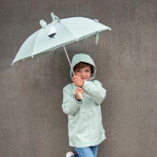 ✨TRIXIE✨ . Vanaf nu kan je kindje in stijl en droog over straat! . #funmetfeels #feelsstore #trixiebaby #paraplu #recycled #singinintherain #umbrella #kids #peuter #kleuter #kooplokaal #newonline